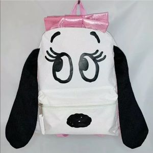 Peanuts Snoopy's Sister Belle 3D Backpack Book Bag